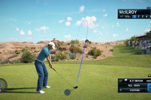 Screenshot of Rory McIlroy: PGA Tour