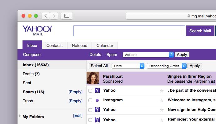 Messenger Yahoo Login
