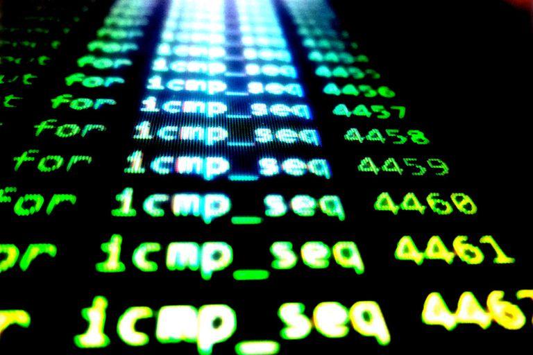 ICMP data