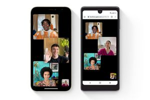 FaceTime working on Android and iOS 15