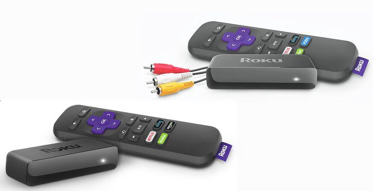 Roku Express and Express+ Media Streamers
