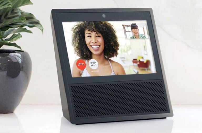 The Amazon Echo Show
