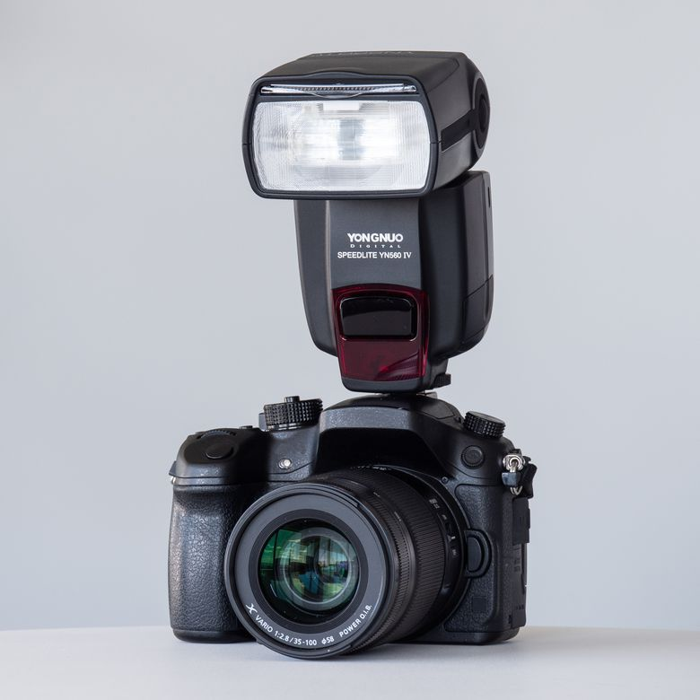 Yongnuo YN560 IV Wireless Flash Speedlite Master
