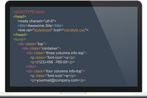 Web Coding with HTML