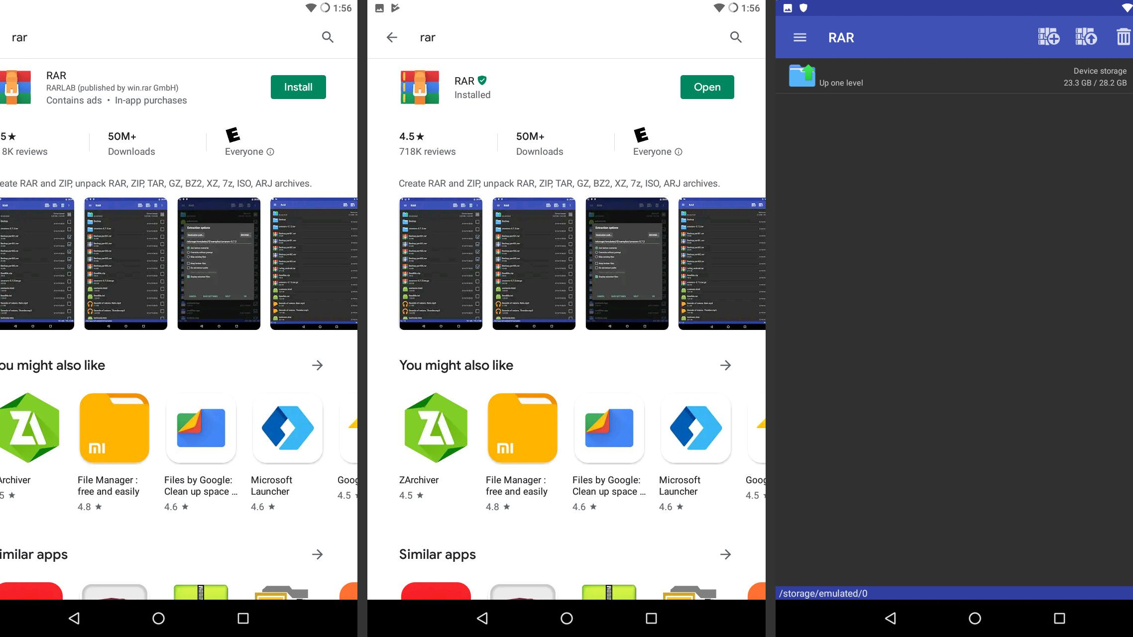 How To Use A Rar File Extractor For Android