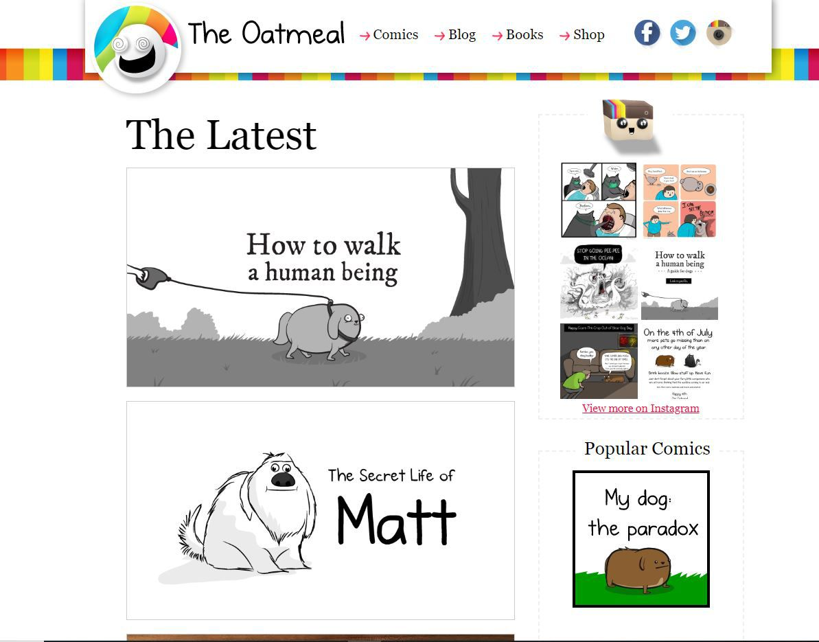 21 Cool Websites to Look at When Bored