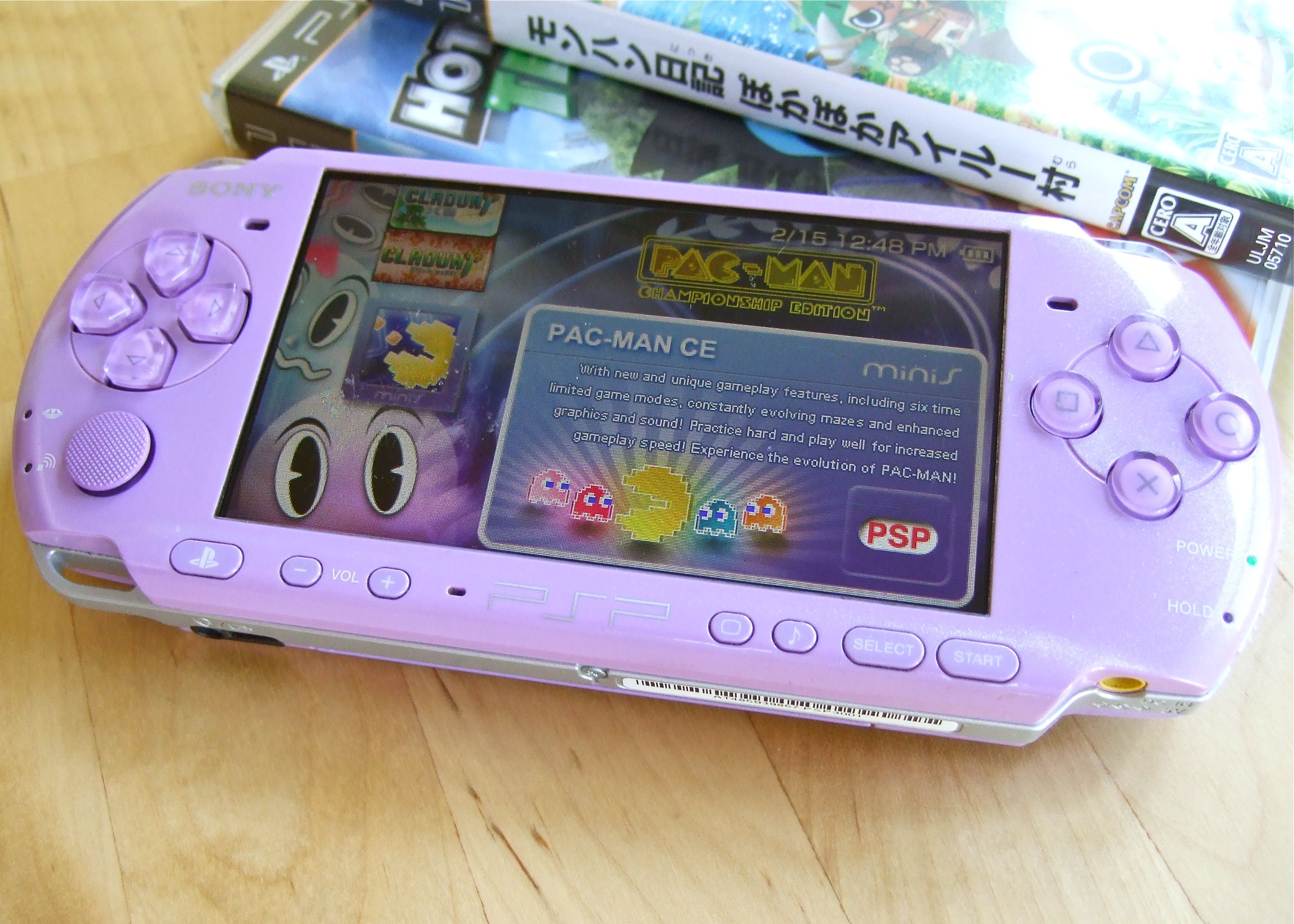 Sony Psp Playstation Portable Specs And Details Network 200