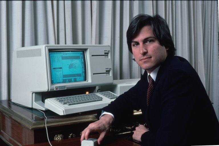 Steve Jobs circa 1983