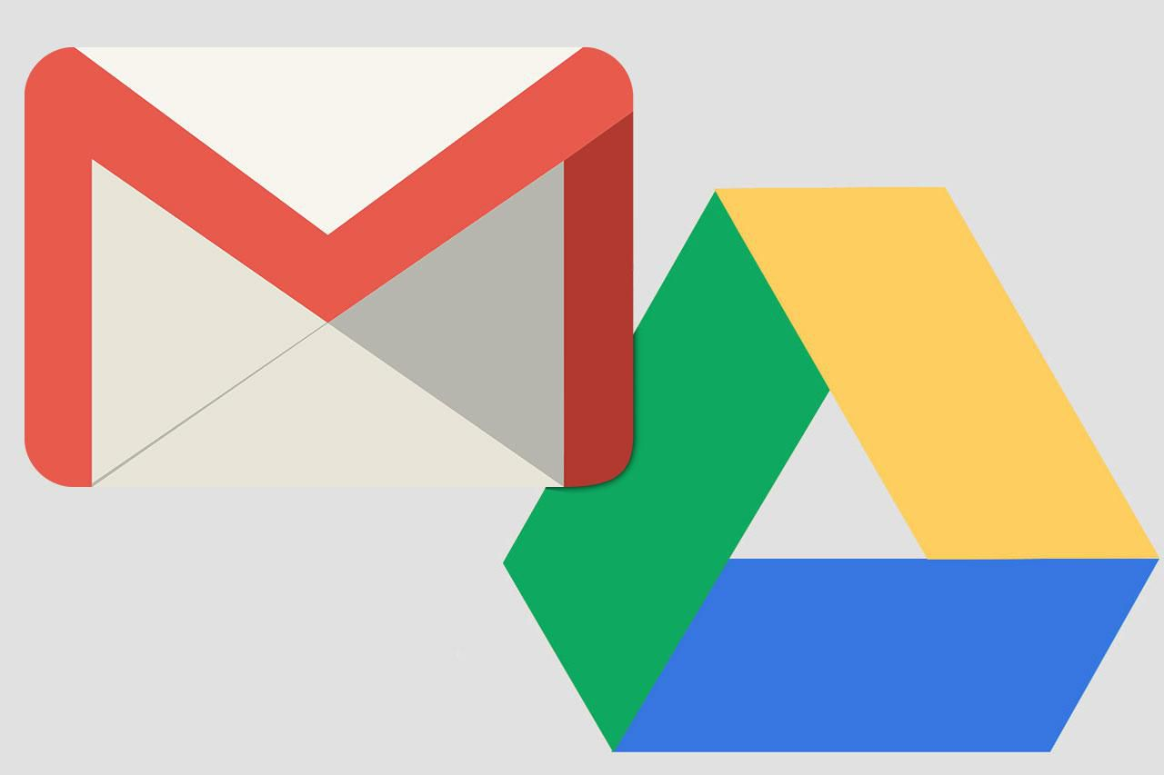 how to send files using google drive