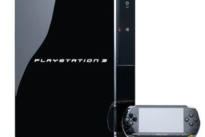 PSP and PS3