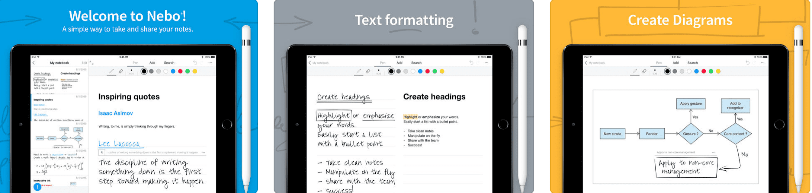 The 12 Best Note-Taking Apps for iPad and iPad Pro (2019)