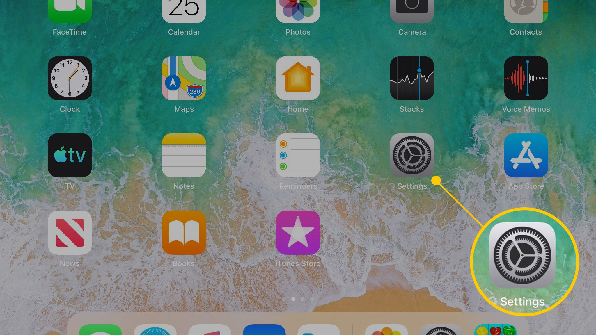 Turn On Or Off Background App Refresh On The Ipad