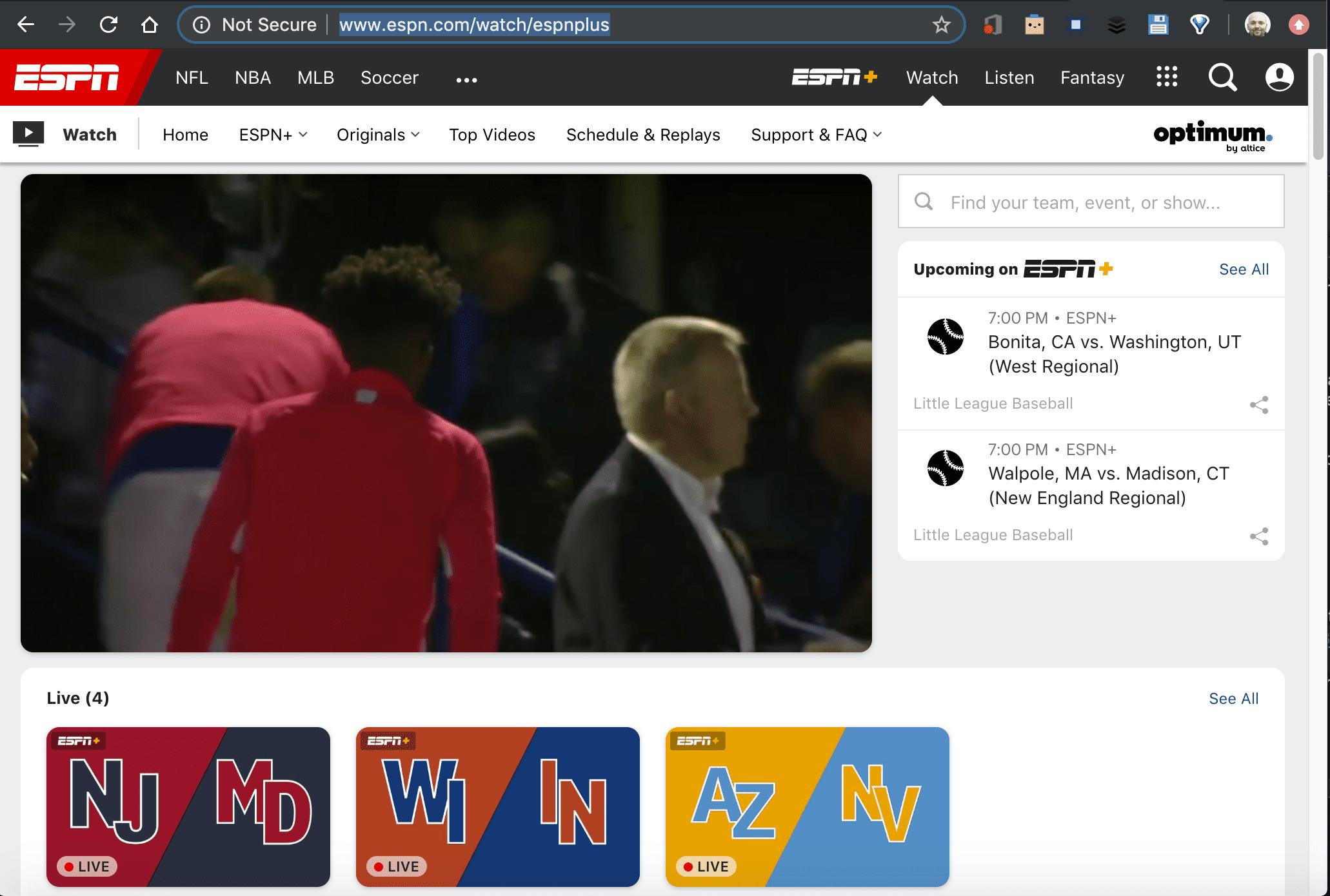 How to Cancel ESPN Plus