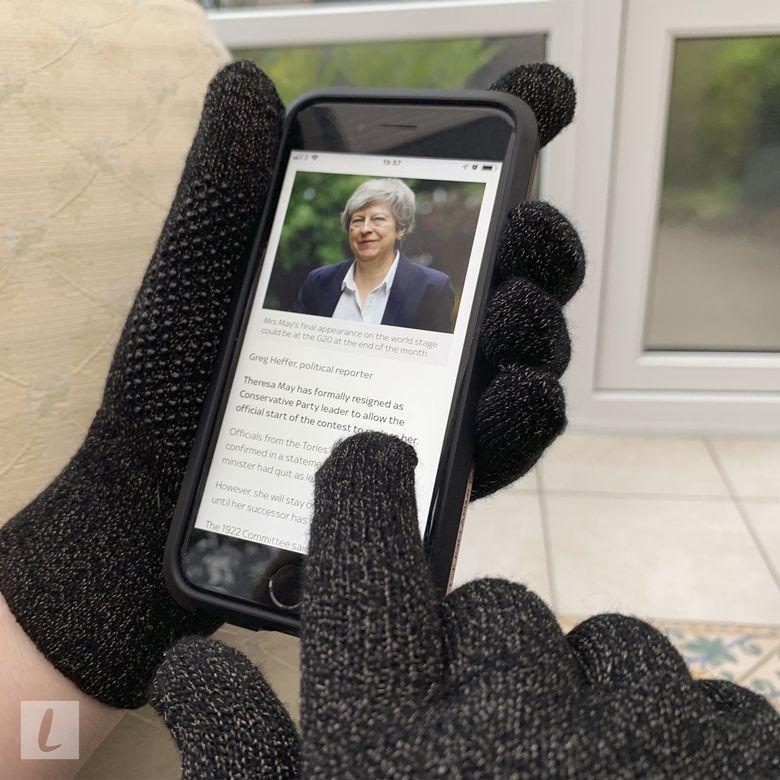 Agloves Polar Sport Unisex Smartphone Gloves