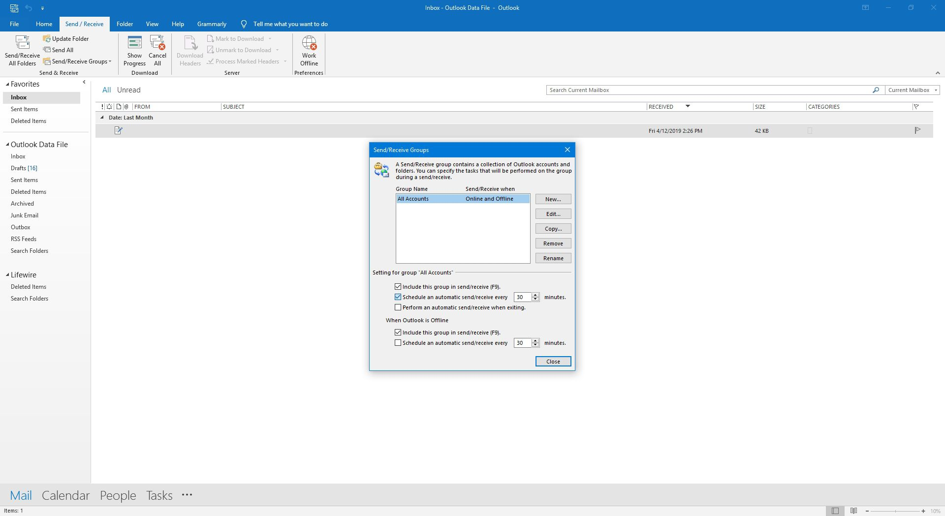 How to Tweak When Outlook Sends and Receives Emails