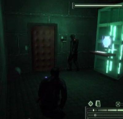 Gameplay of Splinter Cell