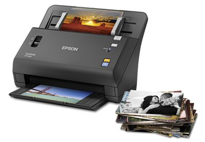 The 7 best document and photo scanners of 2018 epson fastfoto ff 640 high speed photo scanner reheart Choice Image