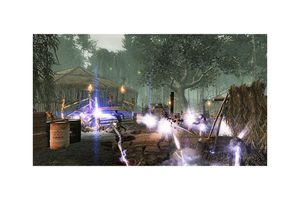 Call of Duty World at War - Map Pack 2 Zombie Map Screenshot